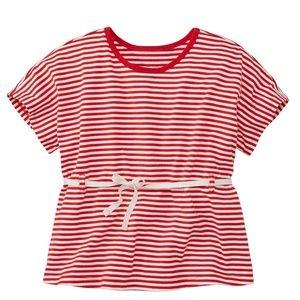 HANNA ANDERSSON Wanna Play Belt Tee Shirt 140 10